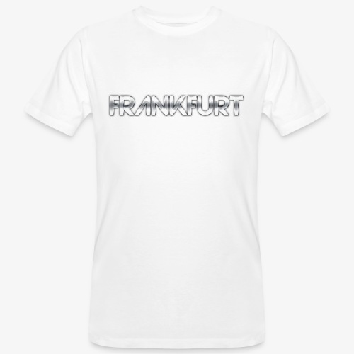 Metalkid Frankfurt - Männer Bio-T-Shirt