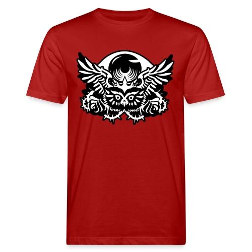 illuminati eye - Männer Bio-T-Shirt