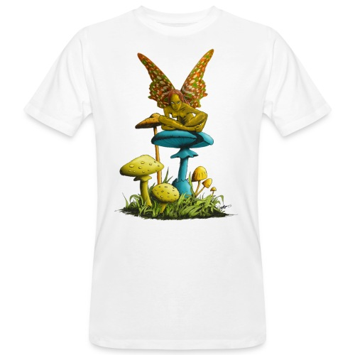 Land Of Nasadishtra V1 - Männer Bio-T-Shirt