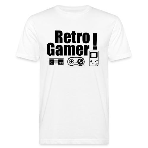 Retro Gamer! - Men's Organic T-Shirt