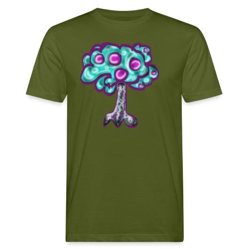 Neon Tree - Men's Organic T-Shirt
