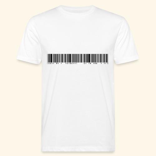 110% überdurchschnittlich gut aussehend - Männer Bio-T-Shirt
