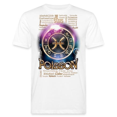 POISSONS - T-shirt bio Homme