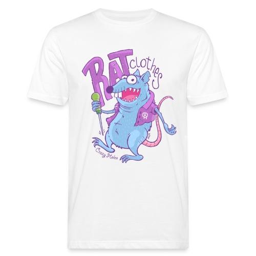 RAT clothes - T-shirt ecologica da uomo