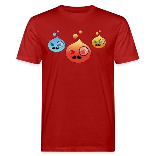 Outlezz - Gentlemen Slime - Männer Bio-T-Shirt
