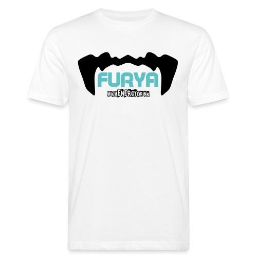 Logo Furya NOIR - T-shirt bio Homme