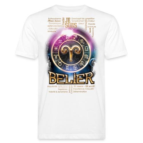 BELIER - T-shirt bio Homme