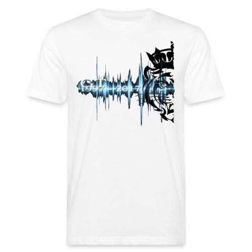 GT soundwave - Økologisk T-skjorte for menn