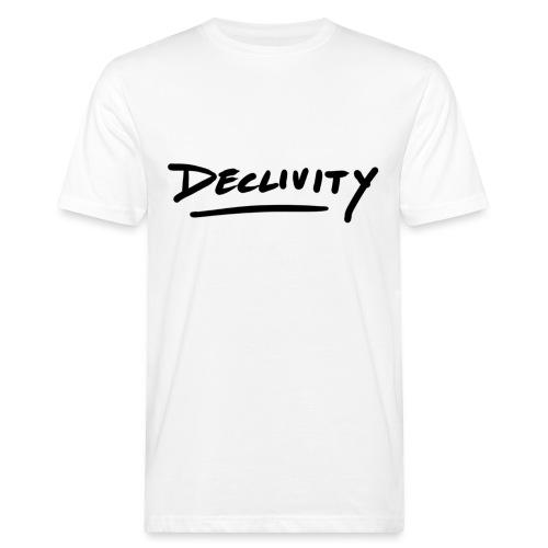 Projekt 2 svart - Ekologisk T-shirt herr