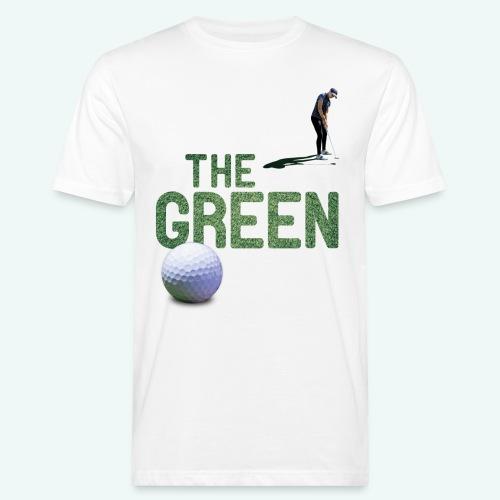 Golf - The Green - Männer Bio-T-Shirt