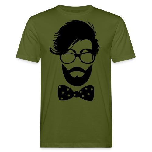 hipster_med_briller_og_butterfly - Organic mænd