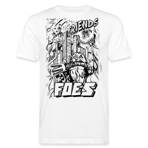 FRIENDS or FOES - T-shirt ecologica da uomo