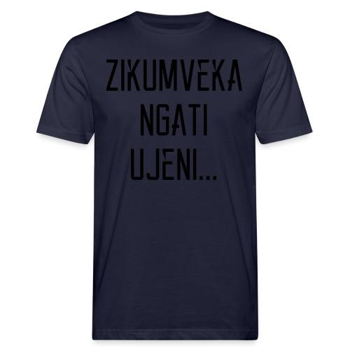 Zikumveka Ngati Black - Men's Organic T-Shirt
