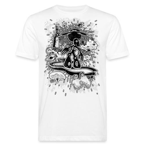 SKY SURFER - T-shirt ecologica da uomo