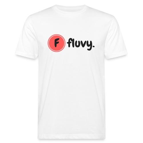 Fluvy Basic - T-shirt bio Homme