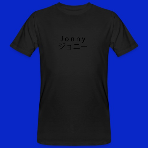 J o n n y (black) - Men's Organic T-Shirt