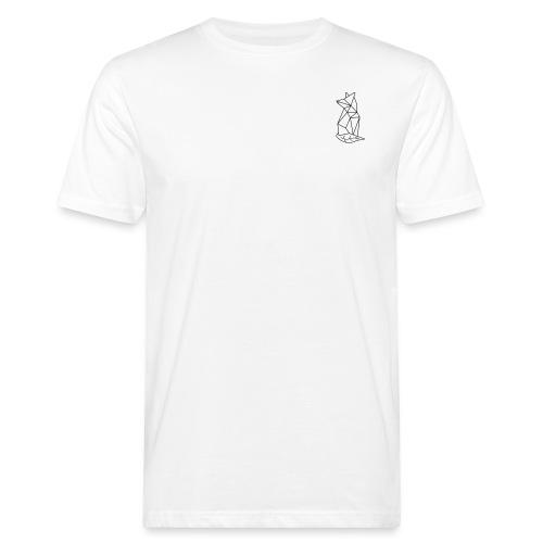 gruenfux logo - Männer Bio-T-Shirt