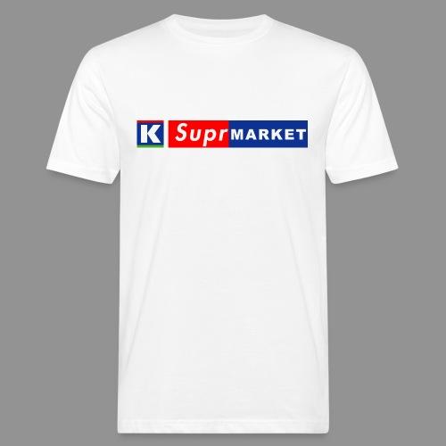 K-Suprmarket - Miesten luonnonmukainen t-paita