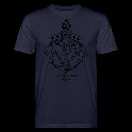 VP Ankkuri - Miesten luonnonmukainen t-paita