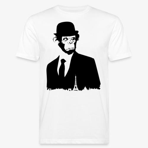 COLLECTION *BLACK MONKEY PARIS* - T-shirt bio Homme