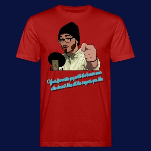 Your Favourite Beanie Man - Men's Organic T-Shirt