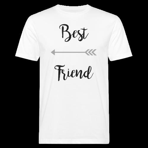 Best Friend - Männer Bio-T-Shirt