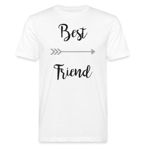 Best friend Teil 2 - Männer Bio-T-Shirt