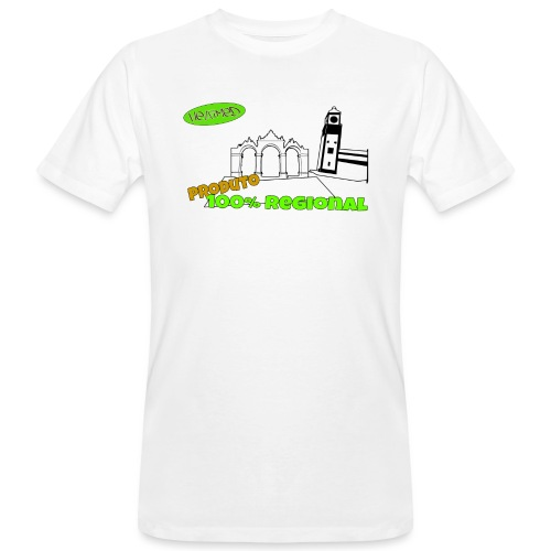 City Gates - Men's Organic T-Shirt