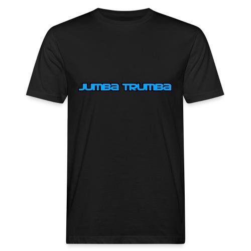 Jumba Trumba Spreadshirt - Men's Organic T-Shirt