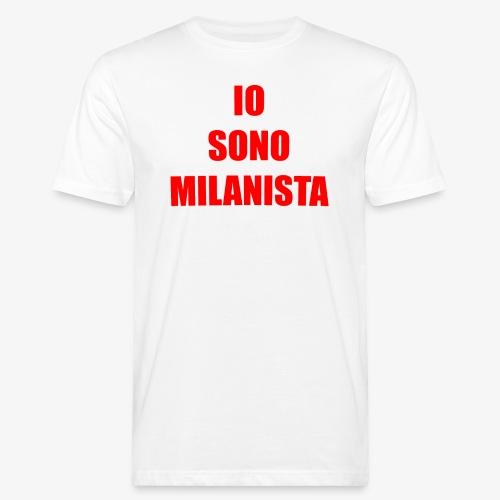 Per veri milanisti - T-shirt ecologica da uomo