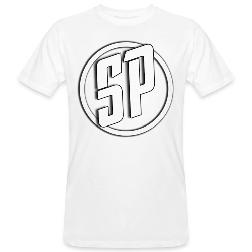 SPLogo - Men's Organic T-Shirt