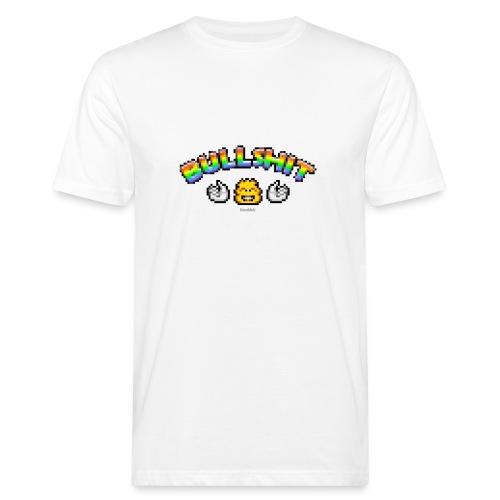 Bullshit - Männer Bio-T-Shirt
