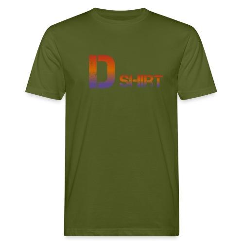 D Shirt - Männer Bio-T-Shirt