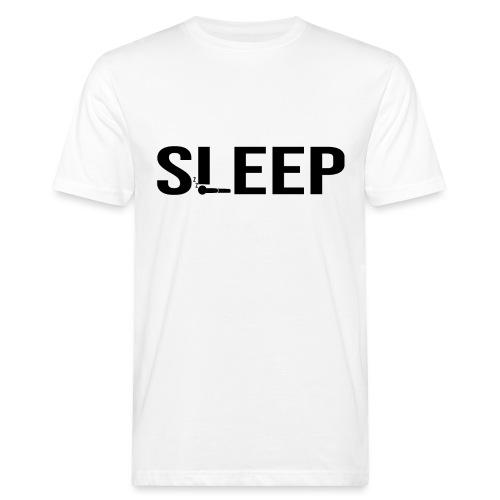 SLEEP - Camiseta ecológica hombre