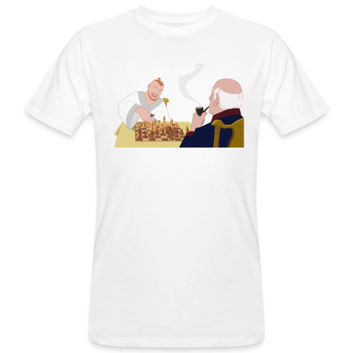 Put that in your pipe and smoke it! - Men's Organic T-Shirt