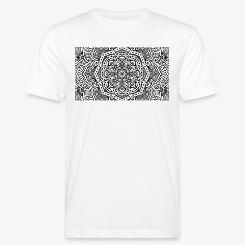 mandala1 - Men's Organic T-Shirt