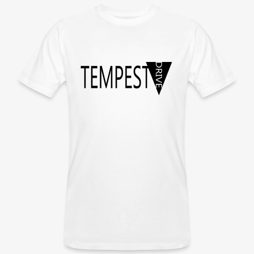 Tempest Drive: Full Logo - Organic mænd