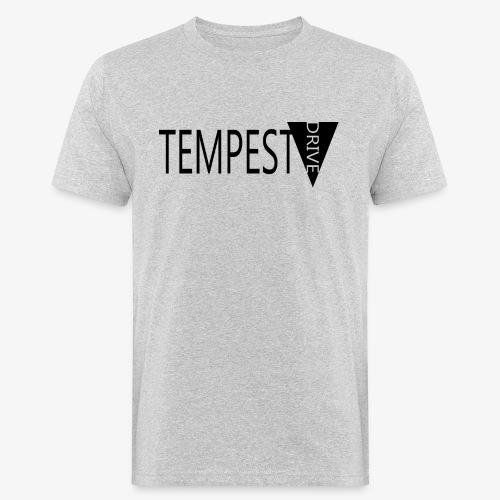 Tempest Drive: Full Logo - Organic mænd