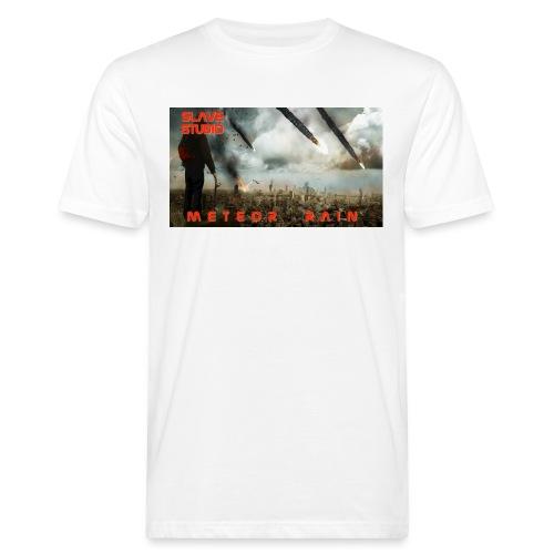 Meteor rain - T-shirt ecologica da uomo