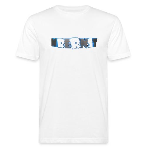 Neu von MrERNST - Männer Bio-T-Shirt