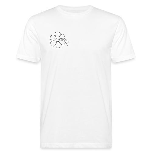 tropicoflower - Mannen Bio-T-shirt