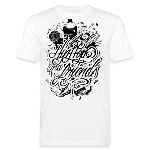 hhff - T-shirt bio Homme
