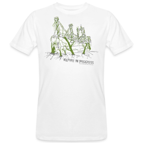 Consumerism - Männer Bio-T-Shirt