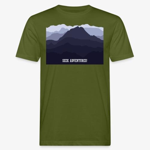 seekadventures - Men's Organic T-Shirt