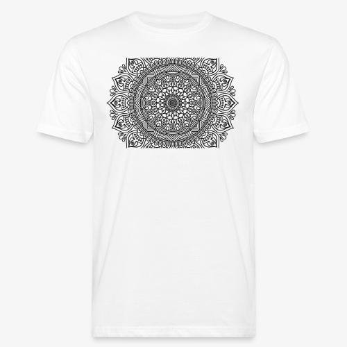 mandala3 - Men's Organic T-Shirt