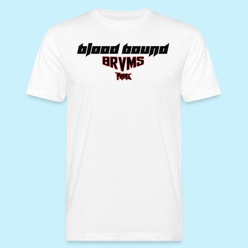 Blood Bound - BRVMS - Paris - T-shirt bio Homme