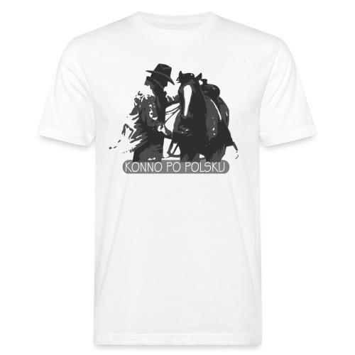 horse2 - Ekologiczna koszulka męska