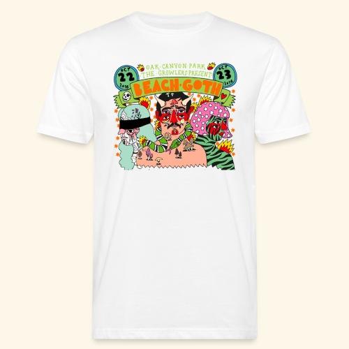 beach goth 2016 - T-shirt bio Homme