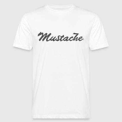 Black Lettering - Men's Organic T-Shirt