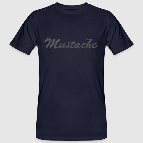 Black Lettering - Men's Organic T-Shirt